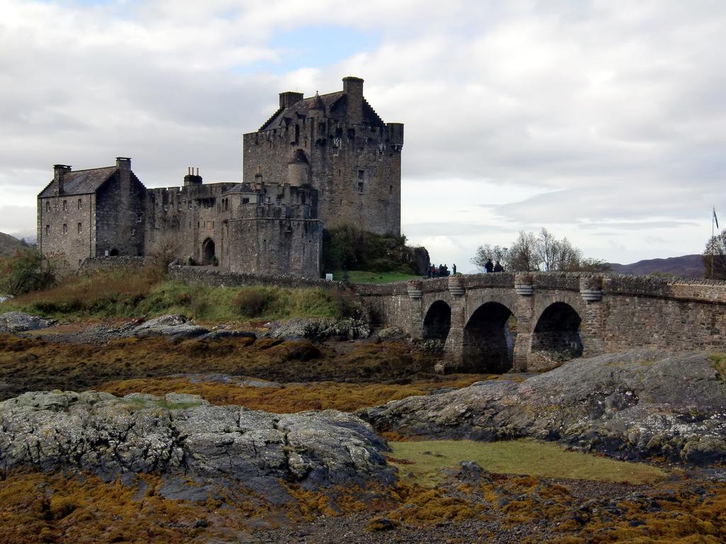 Schottland -1