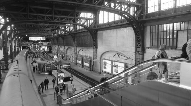 Intercitiy nach Mailand – vielleicht