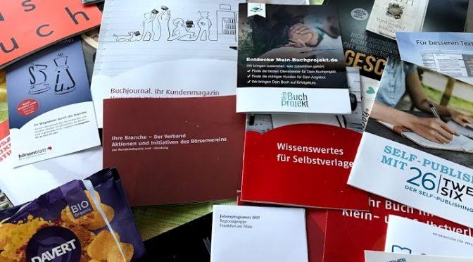 Mein Fazit der Frankfurter Buchmesse